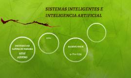 sistemas inteligentes e inteligencia artificial