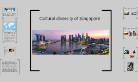 Copy of Cultural diversity of Singapore