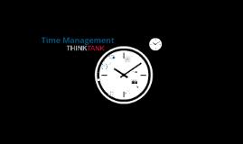 Time Management w/Spongebob