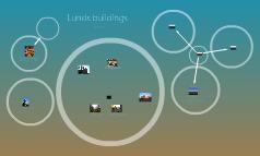 Lunds historia i byggnader
