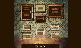 Copy of Carmiña