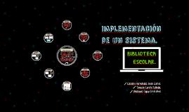 Implementación de un sistema
