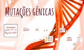 Mutações génicas