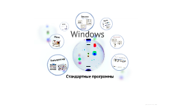 Стандартные программы Windows