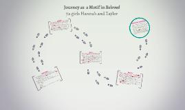 Journey as  a Motif in Beloved