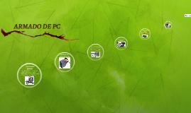 ARMADO DE PC
