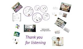Naju Engish Teachers Presentation