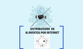DISTRIBUCION DE AIMENTOS POR INTERNET