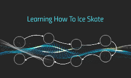 Learning How To Ice Skate