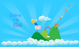 Online middelen in de klas