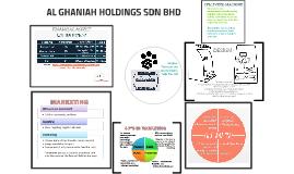 AL GHANIAH HOLDINGS SDN BHD