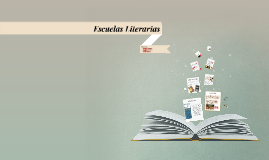 Copy of Escuelas Literarias