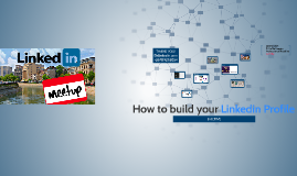 QUICK WIN: How to Build Your Linkedin Profile