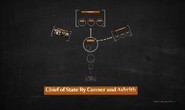 Chief of State By Conner and Ashrith