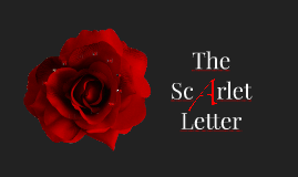 Copy of The Scarlet Letter