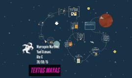 Textos Mayas
