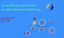 La qualità dei partenariati in etwinning