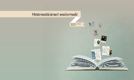 Copy of Matematicienet universale