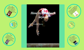 How to do a back layout