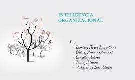 Copy of INTELIGENCIA ORGANIZACIONAL