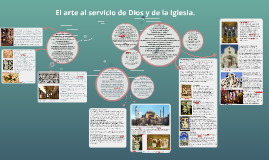 El arte al servicio de Dios y de la Iglesia.