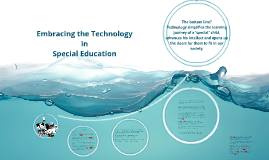 Embracing Technology In Special Education