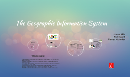 Geographic Information System of the Future