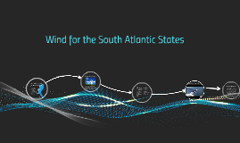 Wind for the South Atlantic States