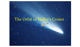 Trigonometric Functions of Sin and Cos: Halley's Comet