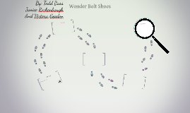 Wonder Bolt Shoes