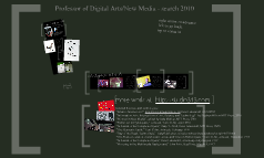 Digital Arts/New Media