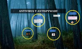 ANTIVIRUS Y ANTSPYWARE