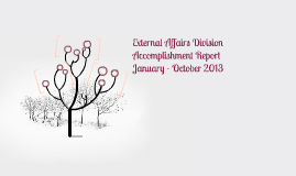 External Affairs Division