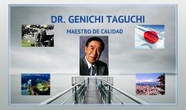 Copy of Copy of Copy of GENICHI TAGUCHI