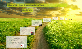 Where Will Your Education Take You?