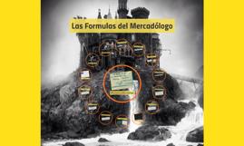 Las Formulas del Mercadólogo. por Heber Luna.