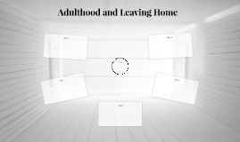 Adulthood and Leaving Home