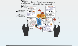 summarize and refute fastfood