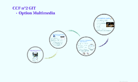 CCF n°2 GIT Option Multimedia