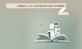 Chapters 5 & 6: Civil Liberties and Civil Rights