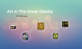 Art in The Great Gatsby
