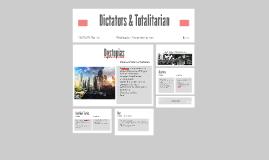 Dictators & Authoritarians