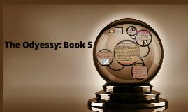 The Odyessy: Book 5