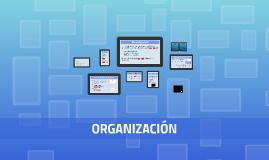 Capitulo 6: Organización