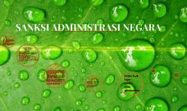 Copy of SANKSI ADMINISTRASI NEGARA