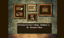 Christian Service Collage