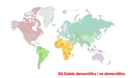 Els Estats del Món i les seves relacions