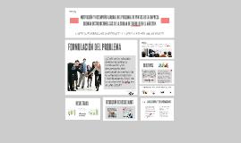 Copy of Copy of MOTIVACIÓN Y DESEMPEÑO LABORAL DEL PERSONAL DE VENTAS DE LA