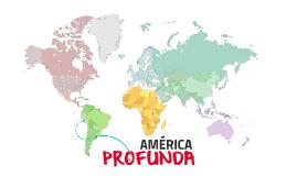 AMÉRICA PROFUNDA