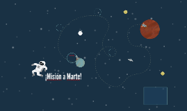 ¡Misión a Marte!